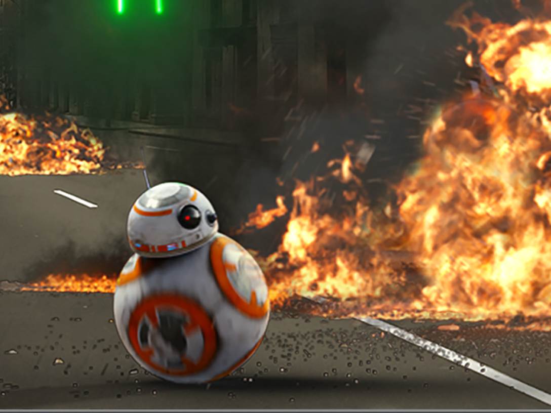 Bad Robot Action Movie FX - Star Wars