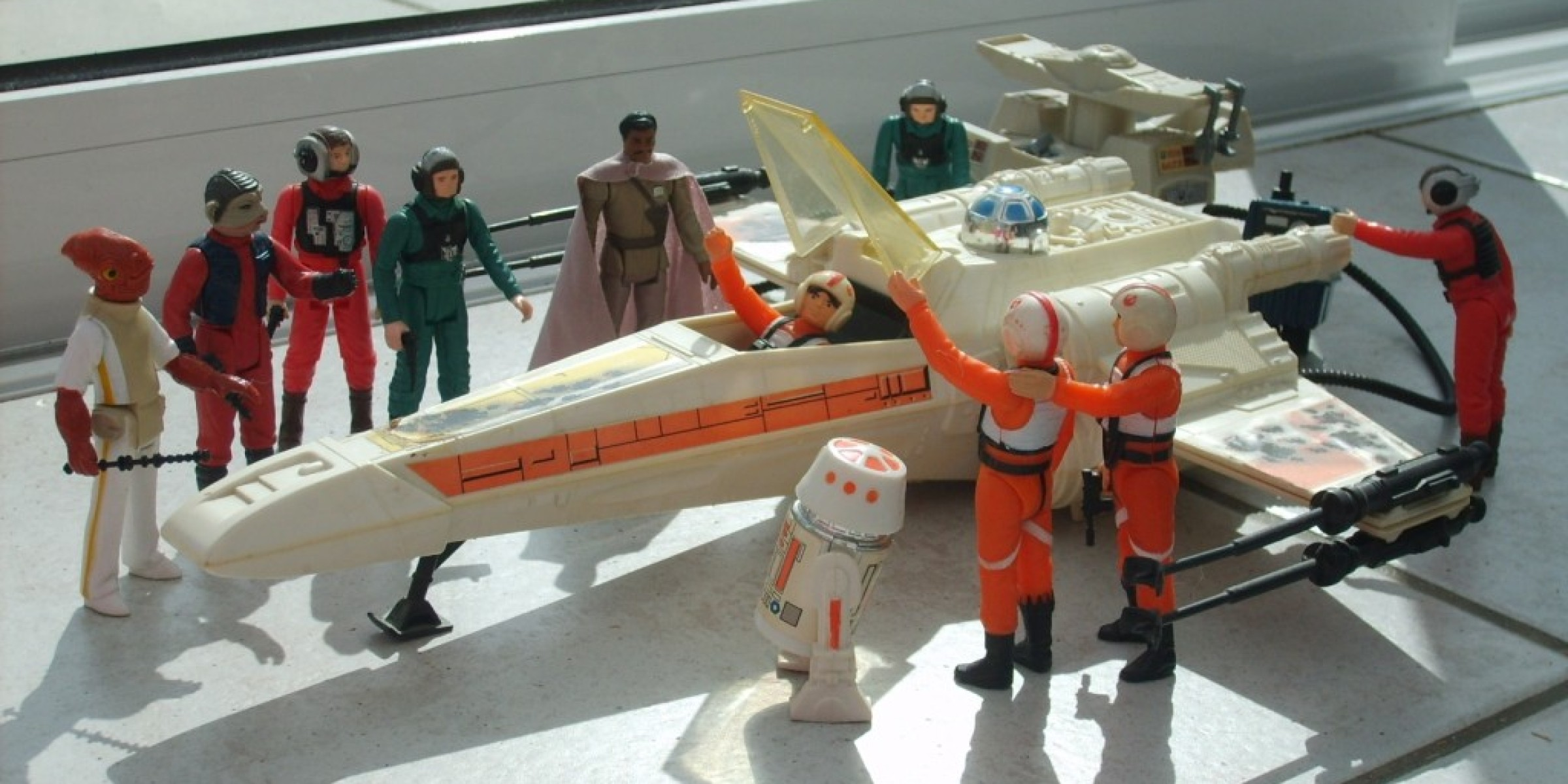 New Star Wars Toys : Quiz how well do you know vintage star wars toys