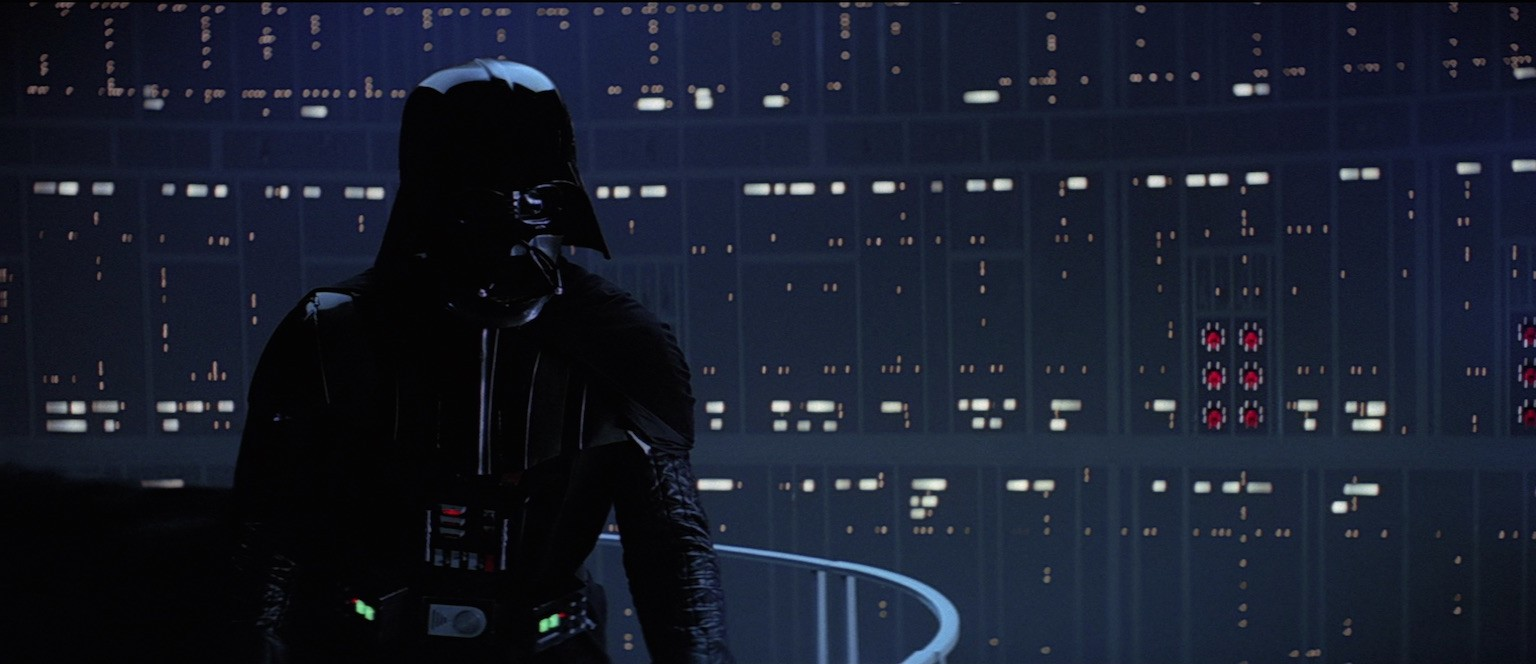 The Empire Strikes Back - Darth Vader on Cloud City