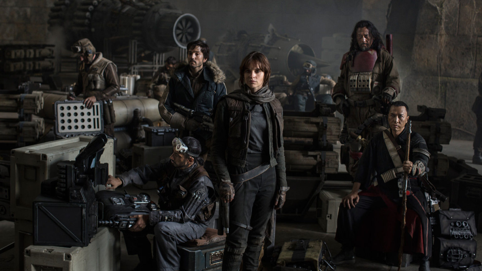 Cast of Star Wars: Rogue One