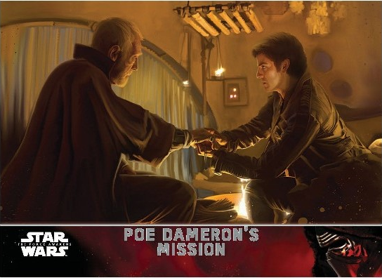 Topps Star Wars: The Force Awakens Trading Cards