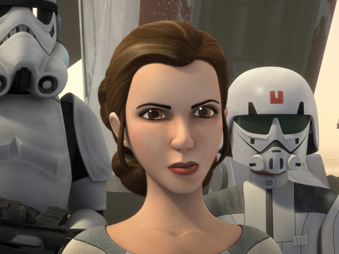 Star Wars Rebels - Princess Leia
