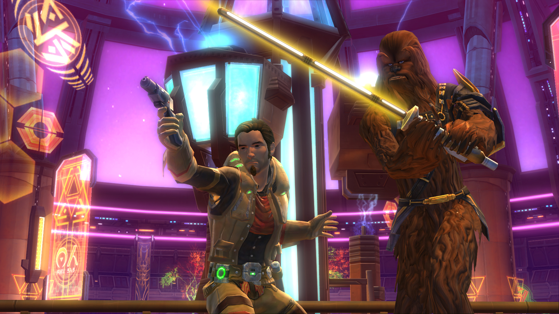 Star Wars: The Old Republic - The Smuggler
