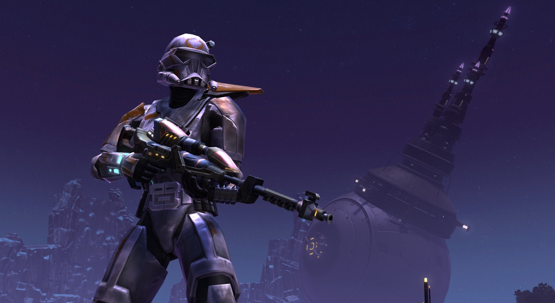 How BioWare Created Classes in Star Wars: The Old Republic ... - photo#39