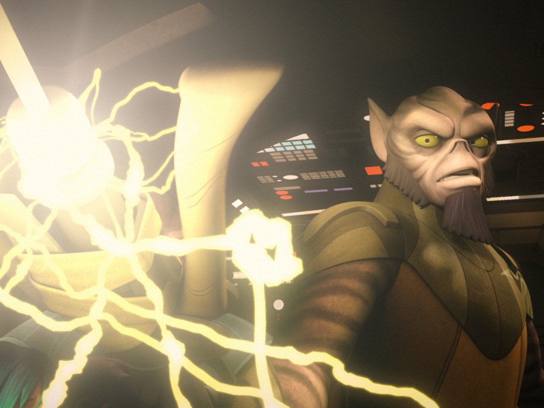 Star Wars Rebels - Zeb