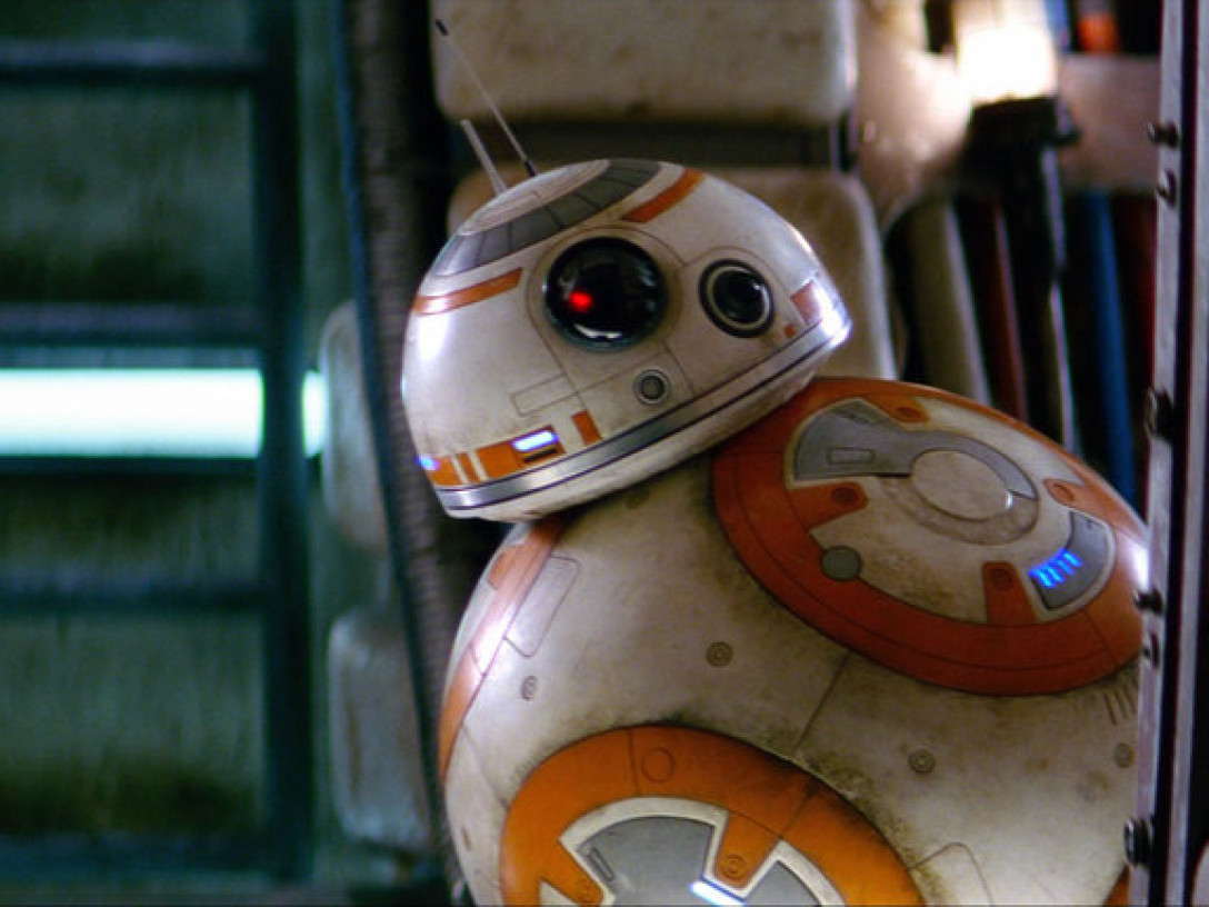 The Force Awakens - BB-8