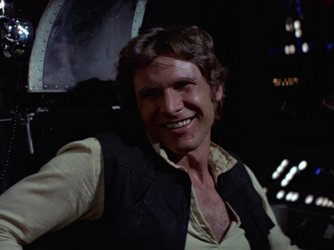A New Hope - Han on the Millennium Falcon