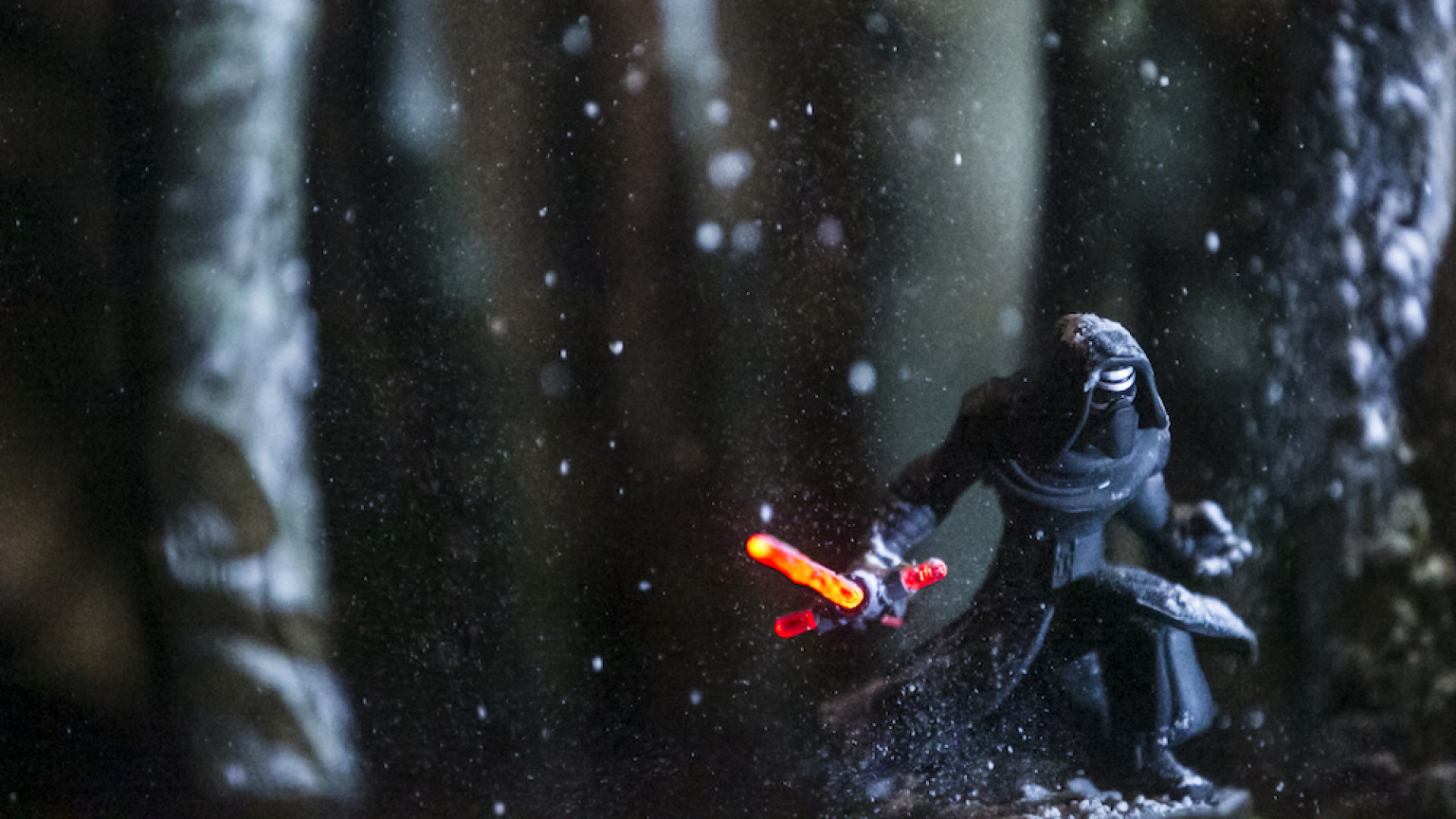 Disney Infinity - Kylo Ren Light FX