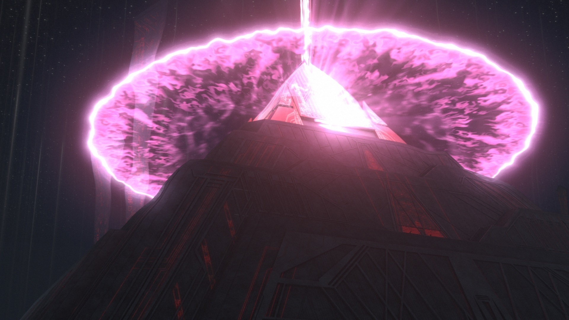 Star Wars Rebels - Sith Temple