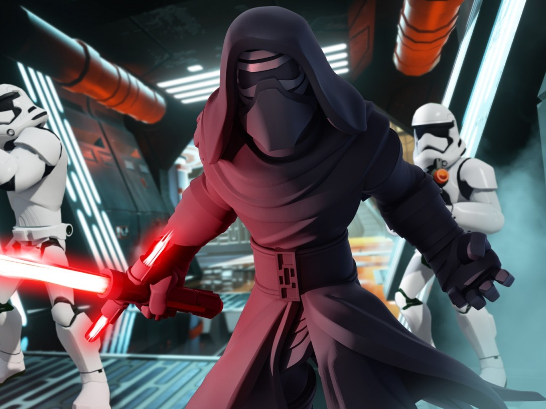 Disney Infinity 3.0 - Star Wars: The Force Awakens