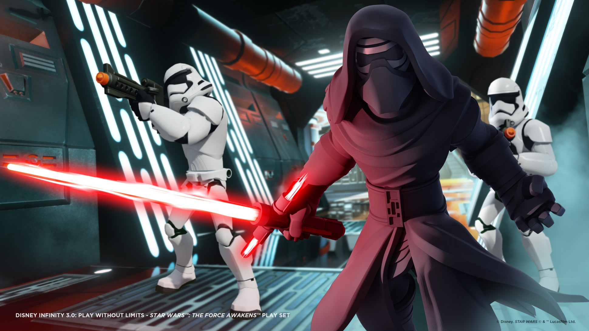 journeying through disney infinity 3 0 u0027s star wars the force