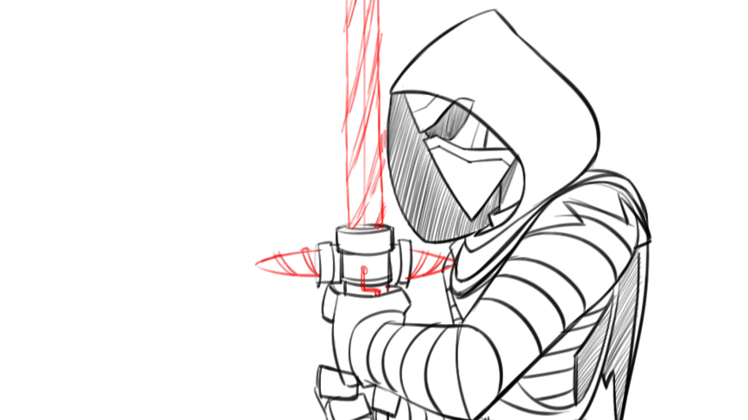 Uncategorized Picture To Draw how to draw kylo ren disney infinity style starwars com finished ren