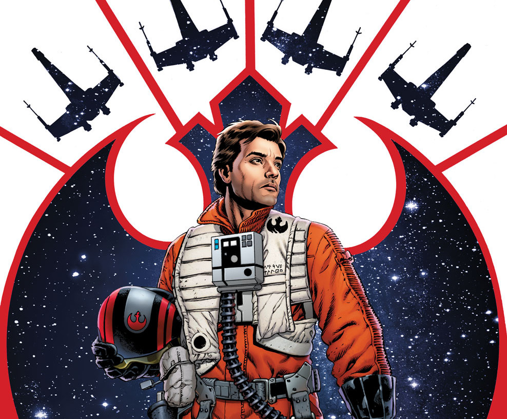 Star Wars Poe Dameron Comic