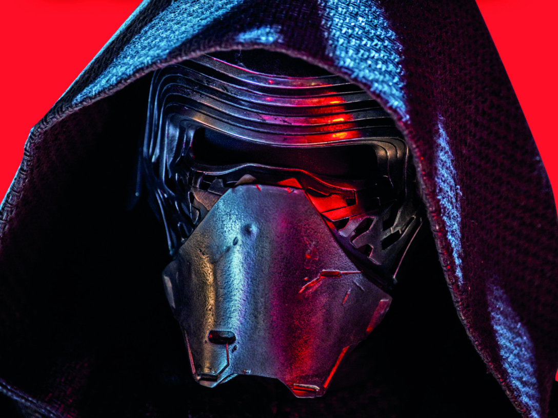 Star Wars Insider 165 Kylo Ren Cover