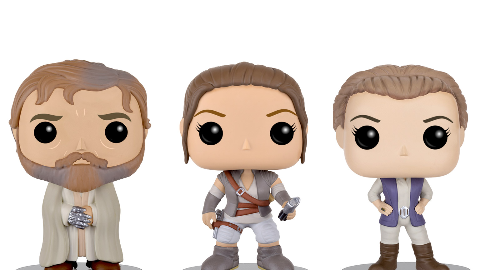 Funko's The Force Awakens Pop! Figures