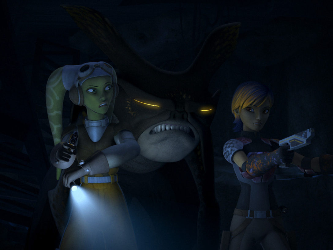 Star Wars Rebels - Out of Darkness