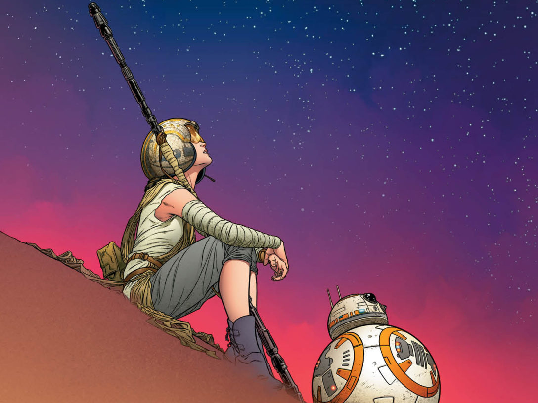 Rogue One Comic Writer Jody Houser on Her Favorite Rebel and ...