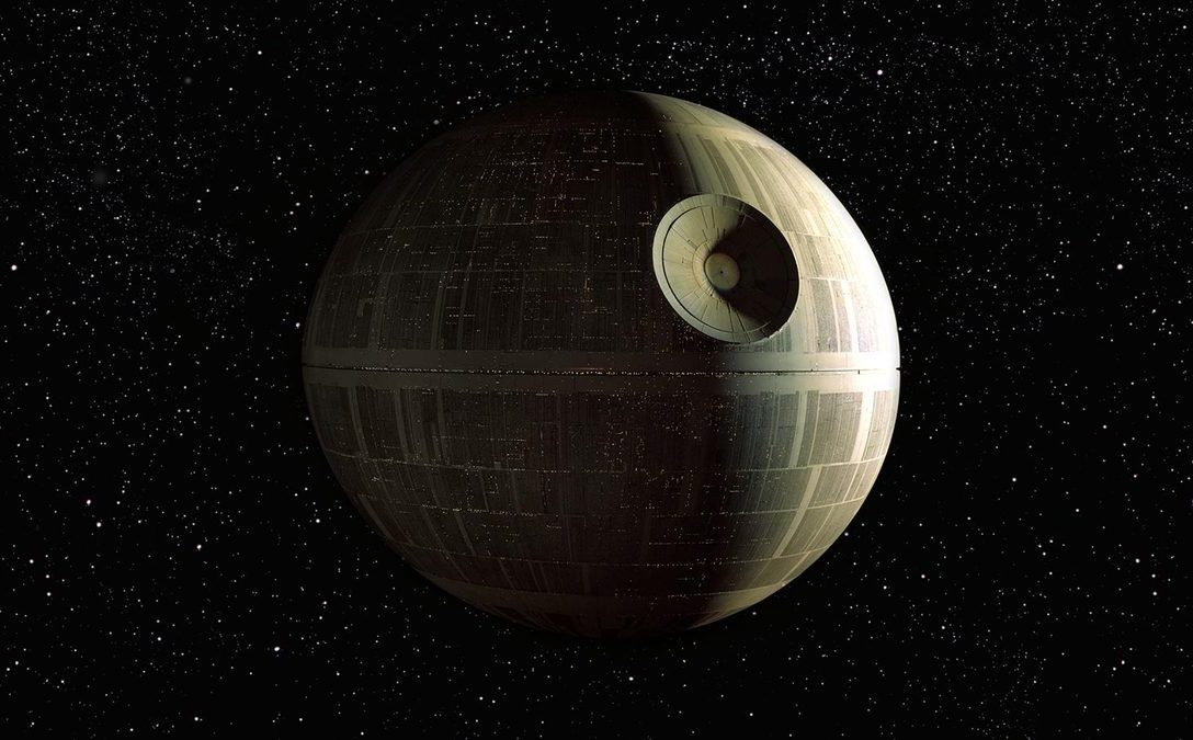 A New Hope - Death Star
