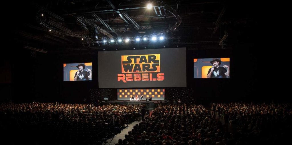 Rebels Season 3 Panel