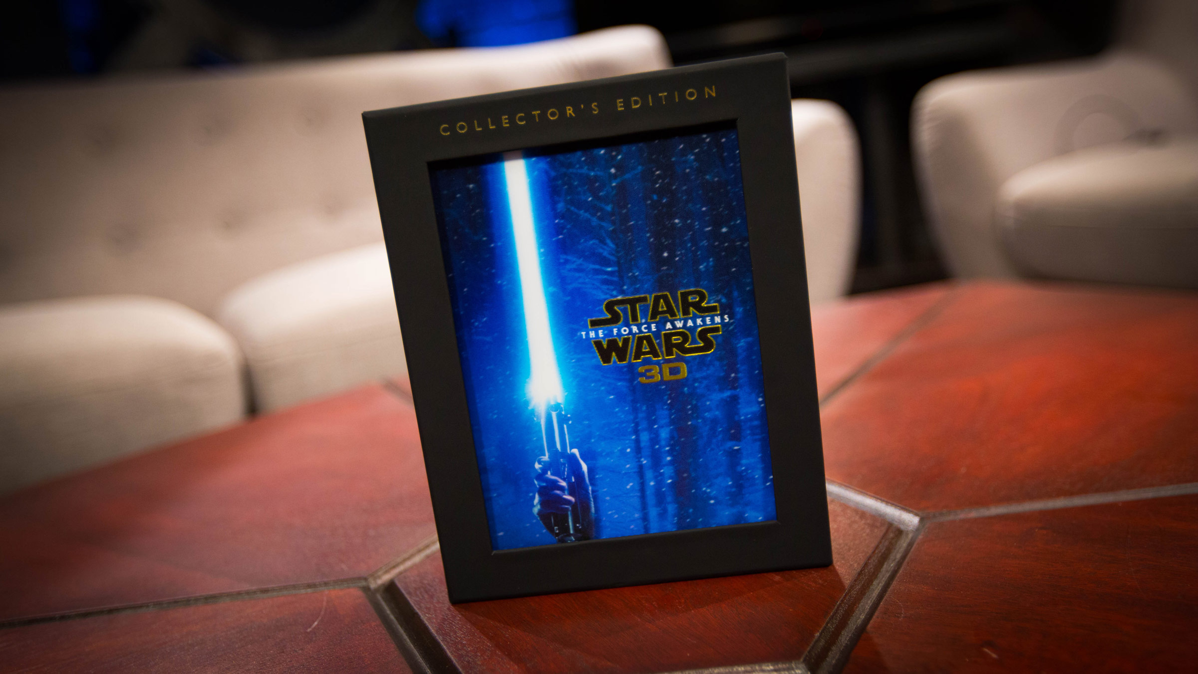 Star Wars The Force Awakens 3D Collectors Edition Available Now