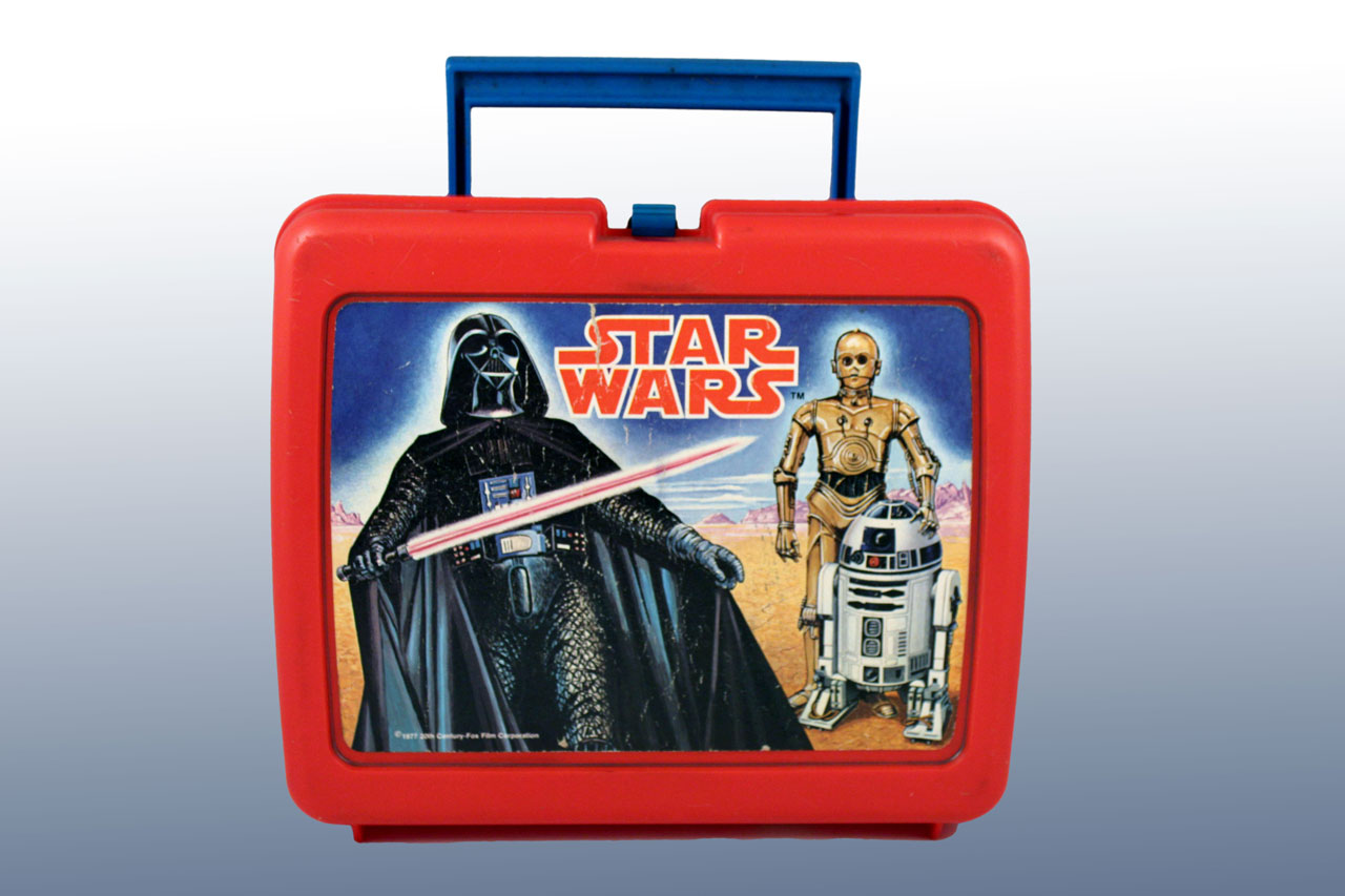 Plastic Lunch box & Back To School with Vintage Star Wars Lunch Boxes | StarWars.com Aboutintivar.Com