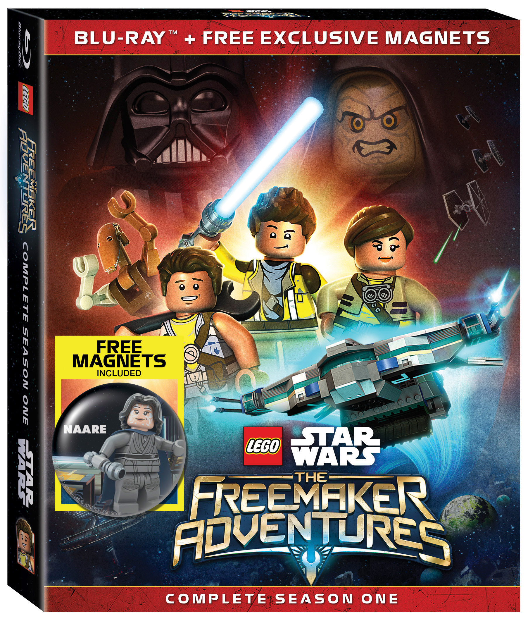 Lego Star Wars The Freemaker Adventures A New Home