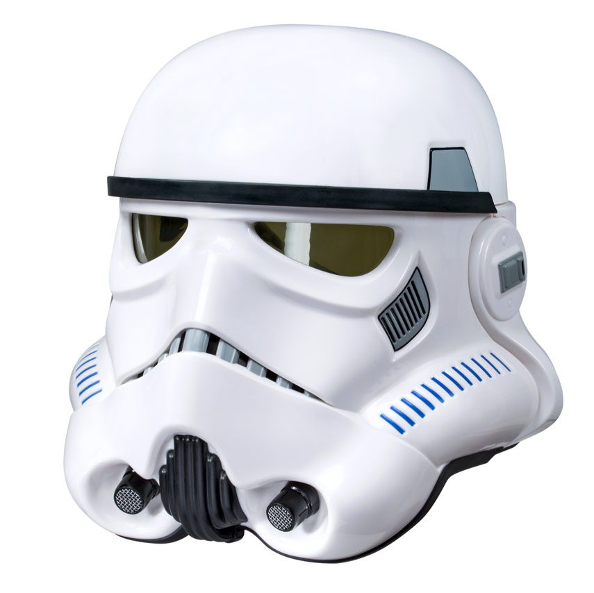 Go Rogue Pre-Order: Star Wars: The Black Series Imperial Stormtrooper Electronic Voice Changer Helmet