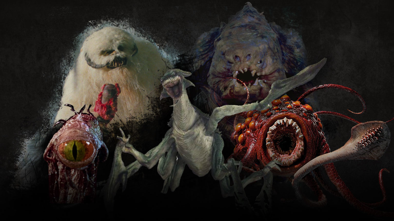 Star Wars monsters