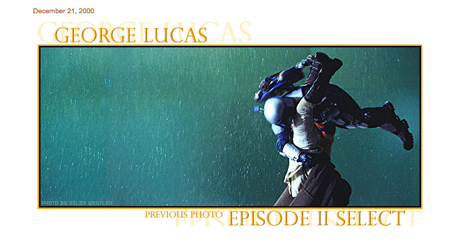 George Lucas Episode II Selects