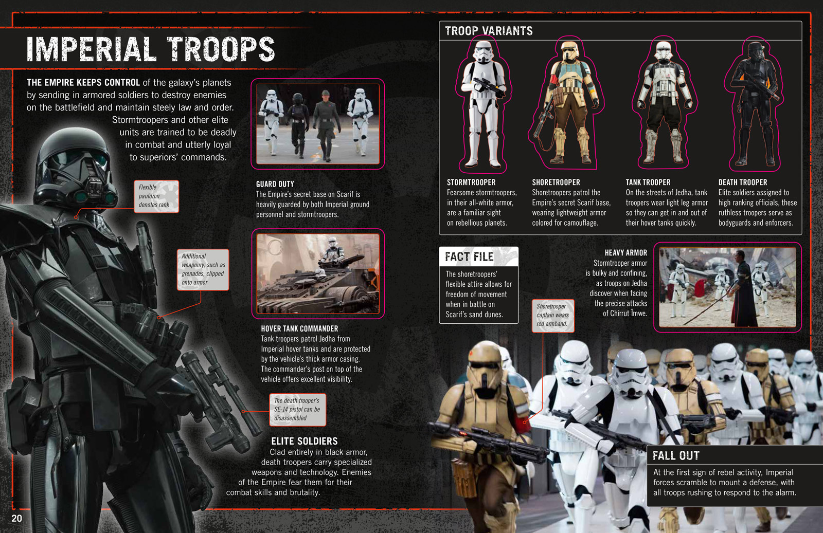 rogue one ultimate sticker encyclopedia combines the fun