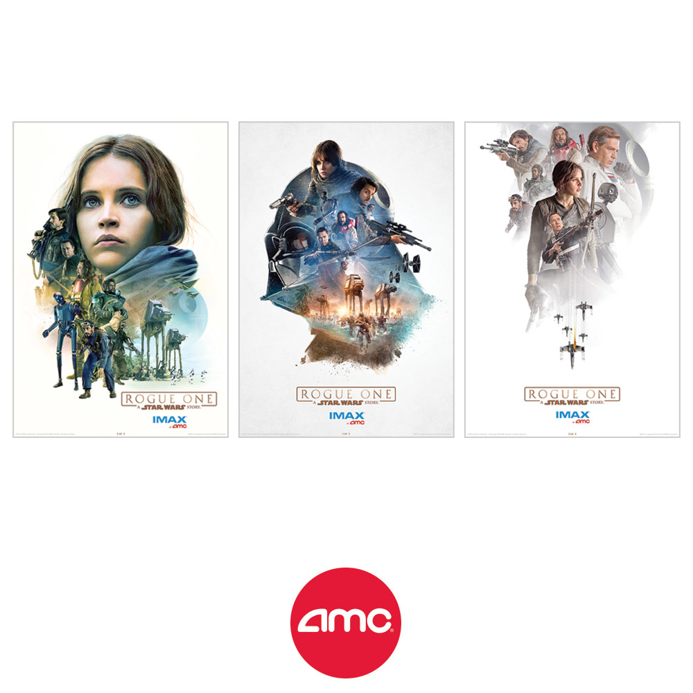 Rogue One Ticketing Exclusive - AMC