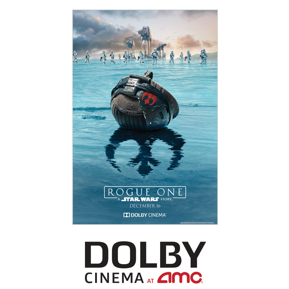 Rogue One Ticketing Exclusive - Dolby