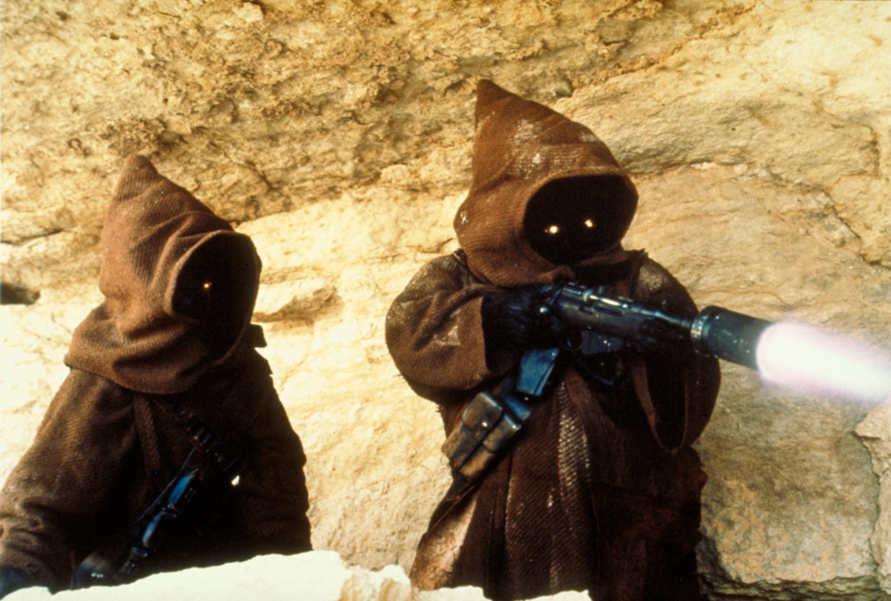 What Is Leather Made Of >> 7 Things You Might Not Know About Jawas | StarWars.com