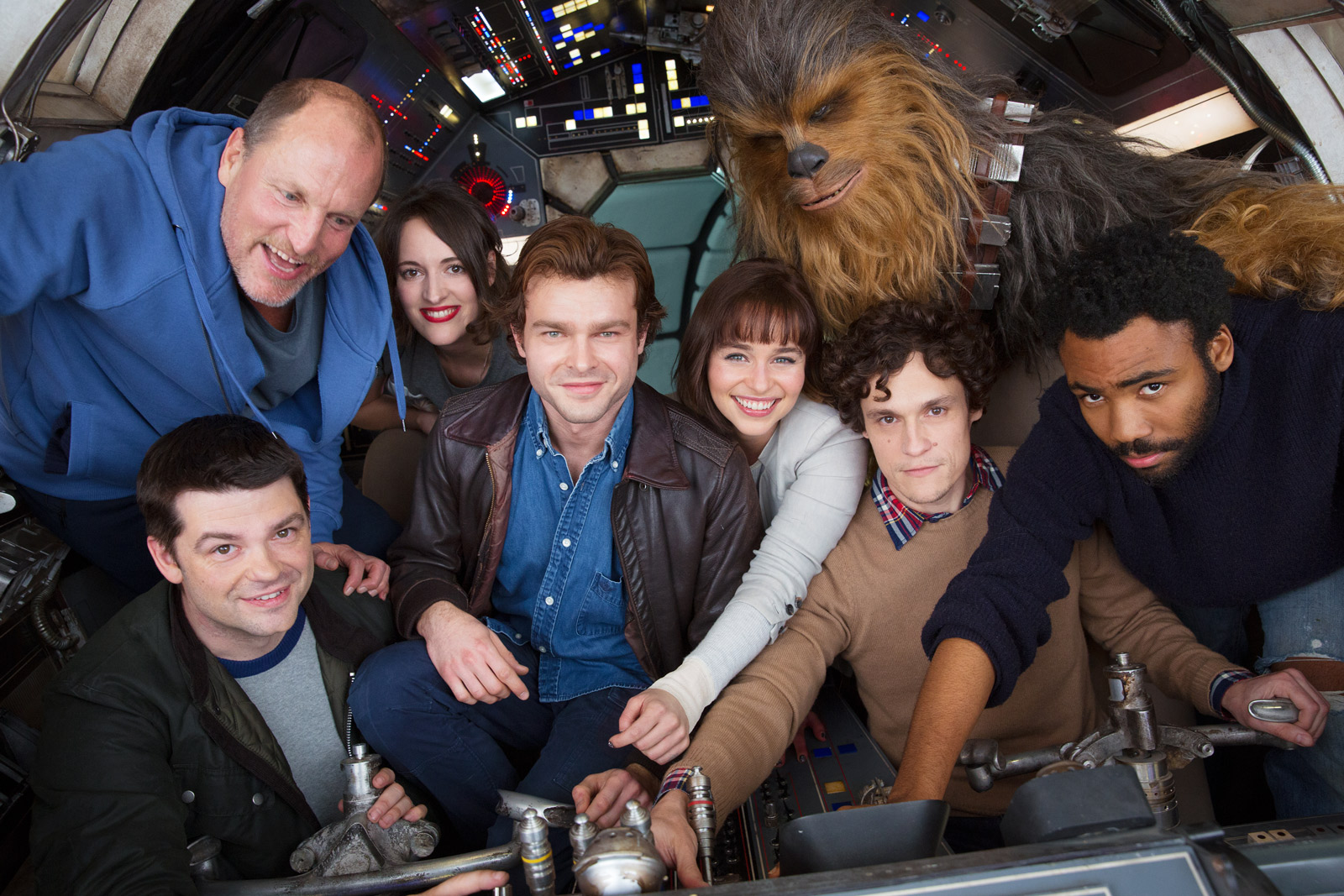 Image result for solo a star wars story 2018