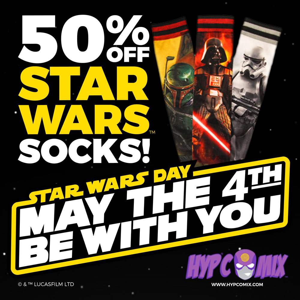 Star Wars Day 2017 Deals