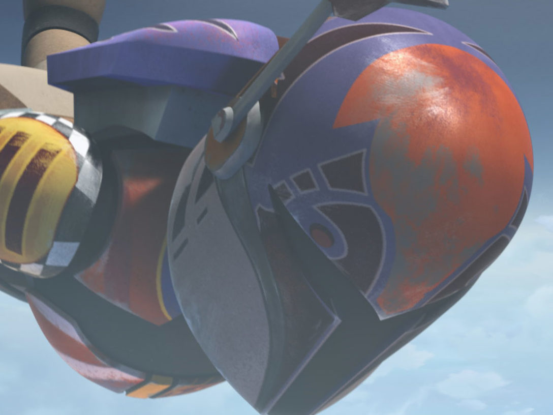 5 Highlights from the Star Wars Rebels Season Four Trailer ... - photo#38