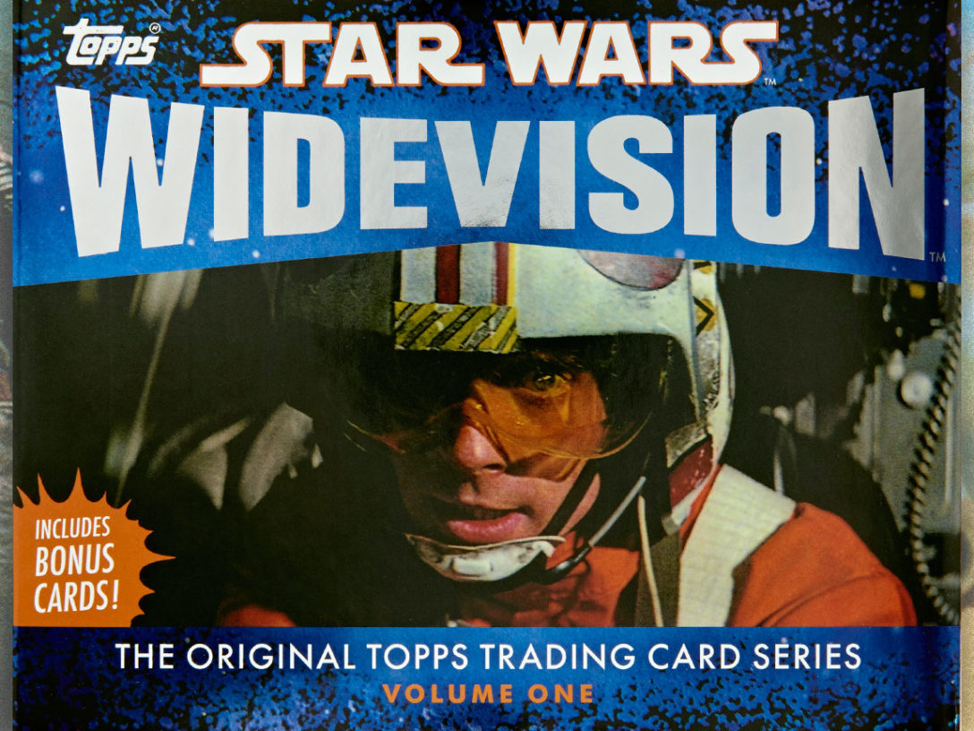 THE SAGA'S '90S TRADING CARDS RETURN IN THE BEAUTIFUL STAR WARS WIDEVISION