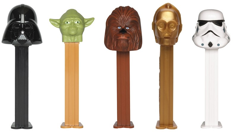Image result for pez dispenser