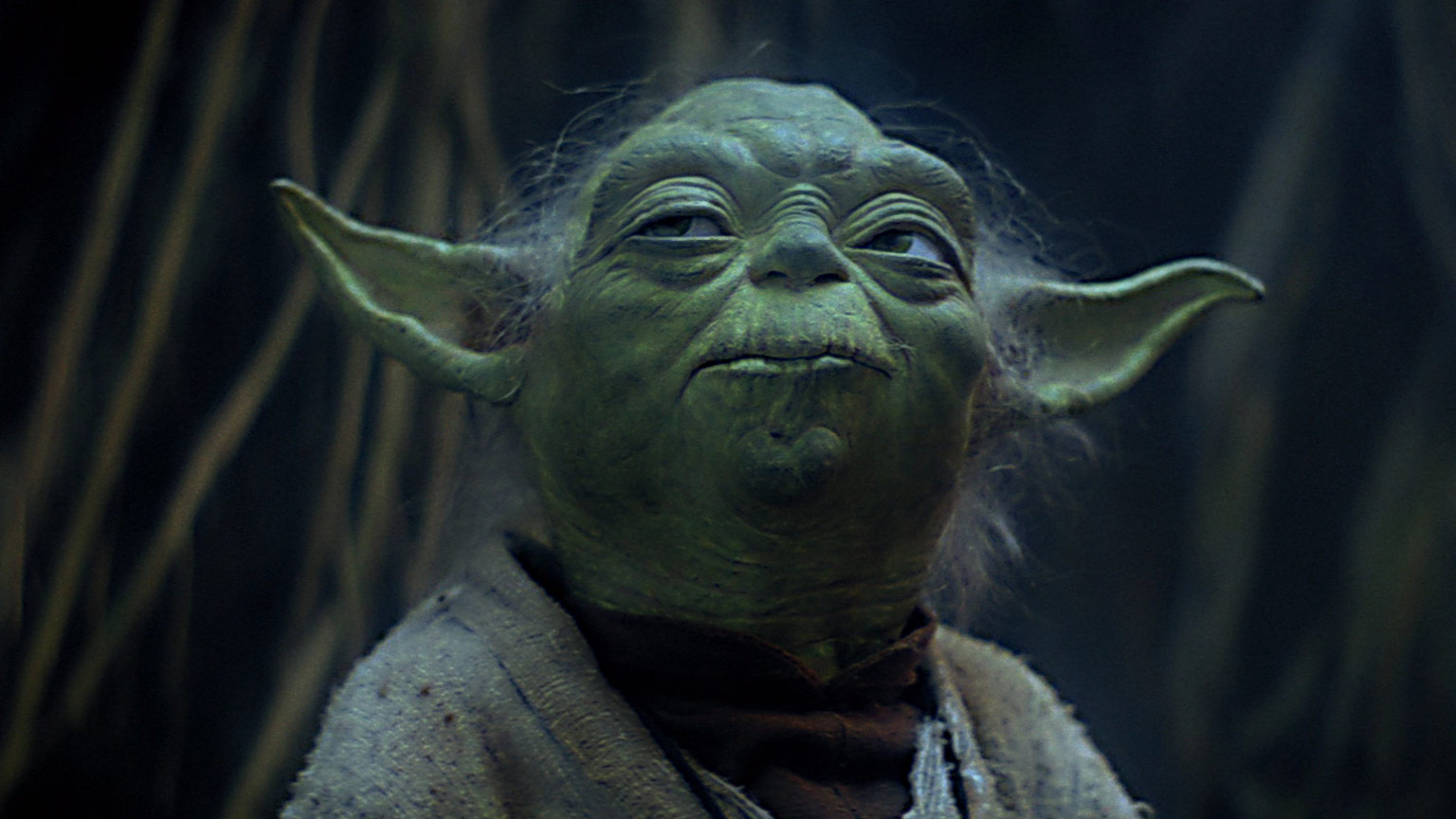 yoda empire strikes back wallpaper - photo #24