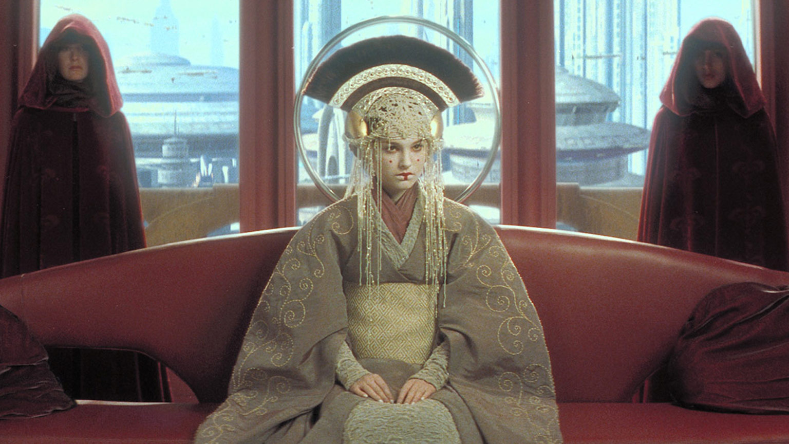 8 things we learned from 39 star wars and the power of - Princesse amidala star wars ...