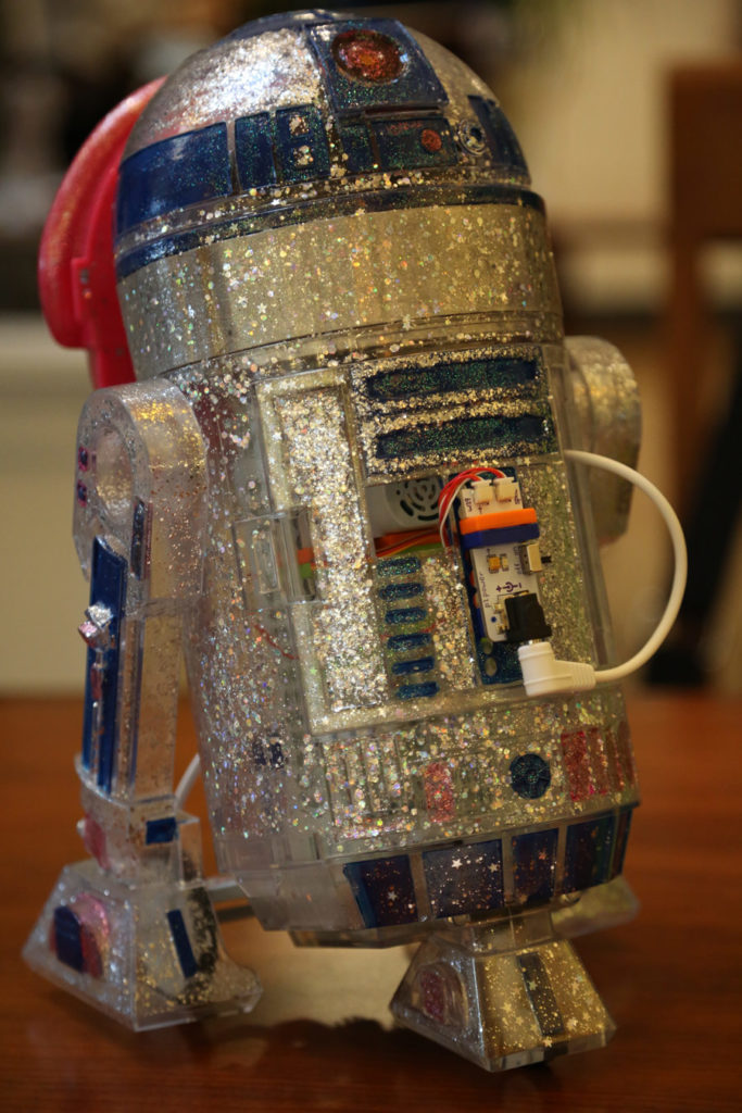 The Story Of The Littlebits Droid Inventor Kit Starwars Com