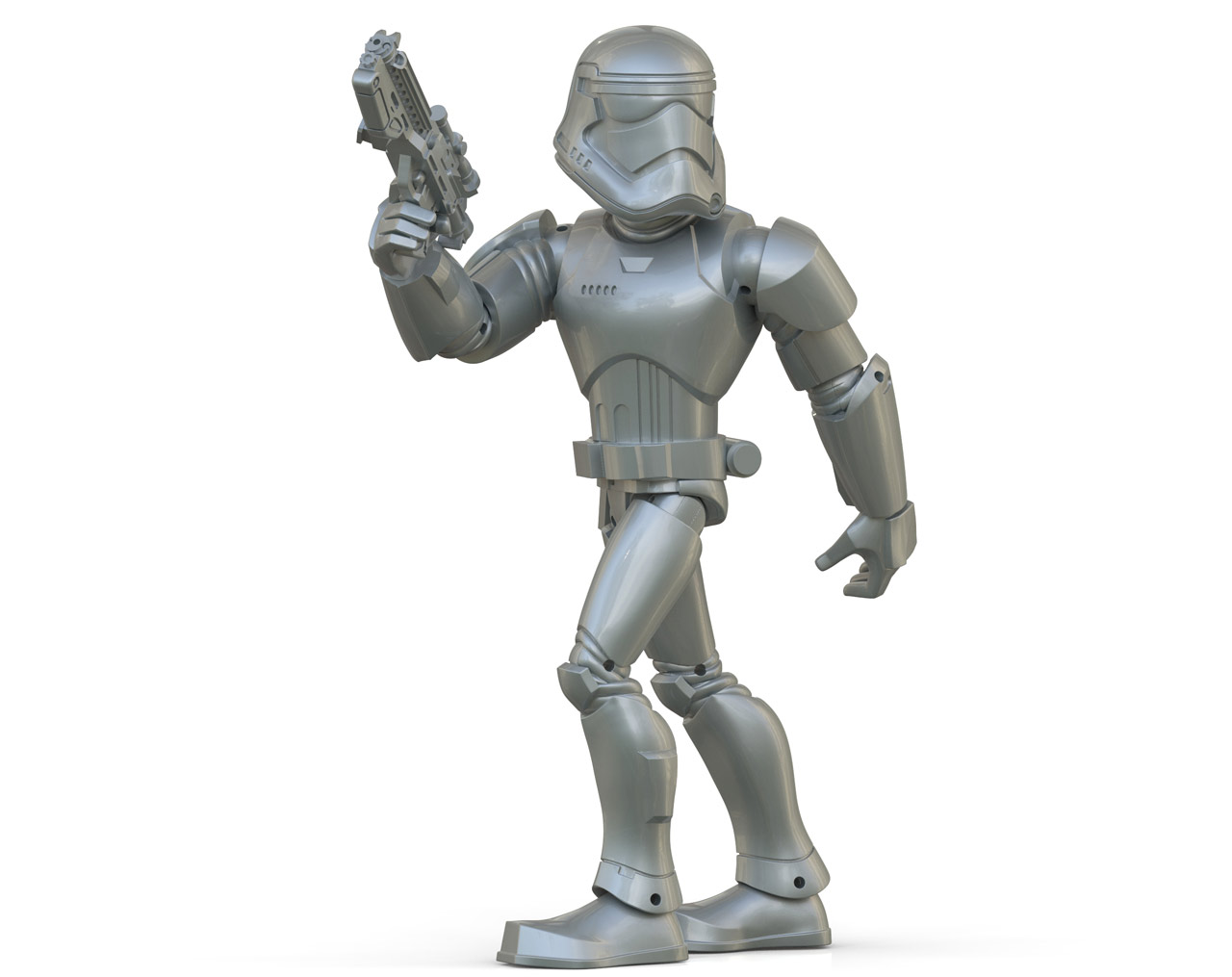 Kids Toys Action Figure: Inside The New Disney Infinity-Inspired Star Wars Toybox