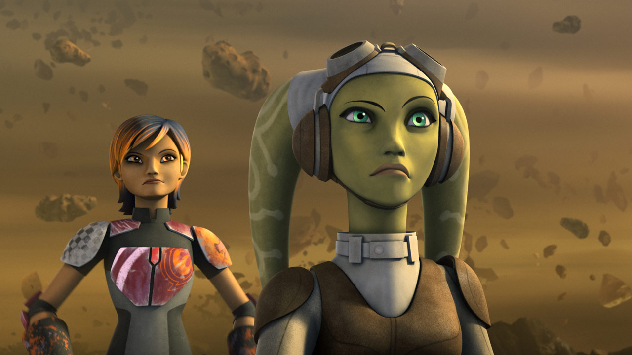 Why Hera's Rebel Path is One of Star Wars' Greatest ...