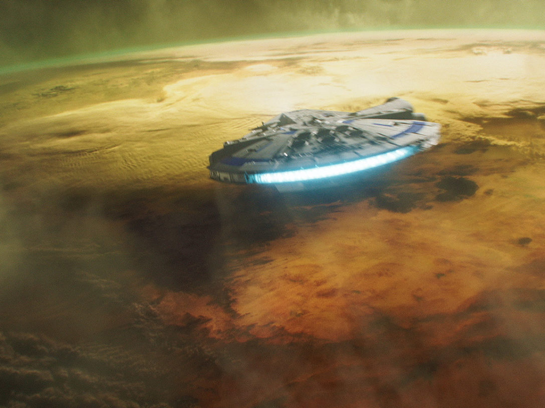 5 Highlights from the Solo: A Star Wars Story Trailer ... - photo#17
