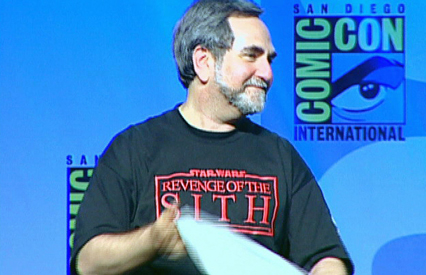 The Big Reveal at SDCC 2004