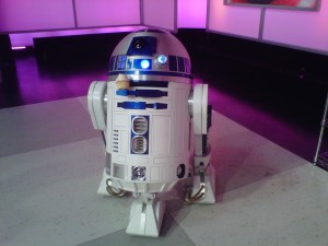 R2-D2 Likes Cupcakes too!