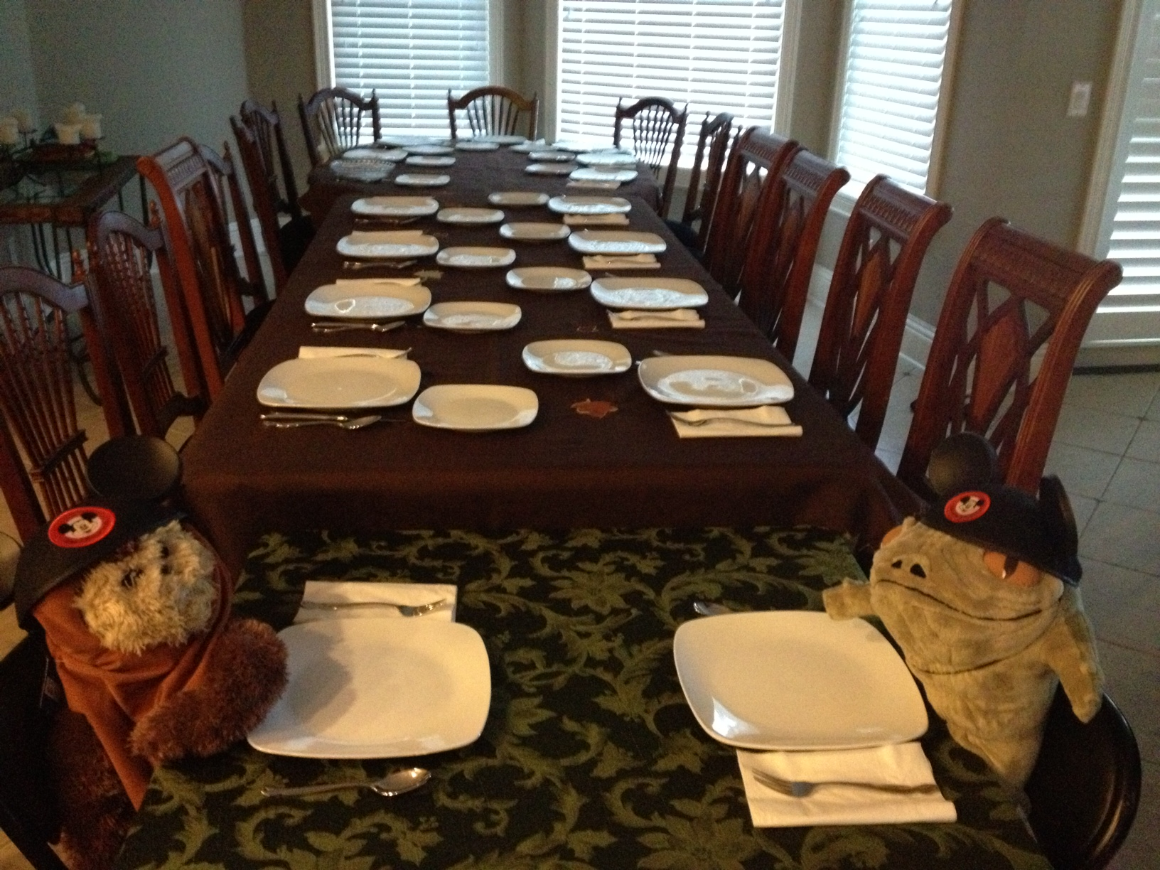 The Kids Table...