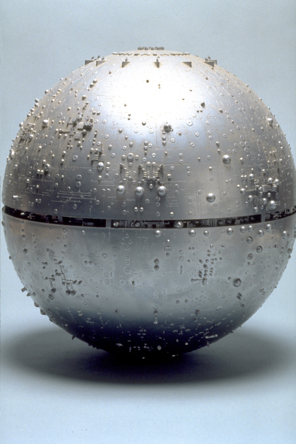 Colin Cantwell's Death Star.