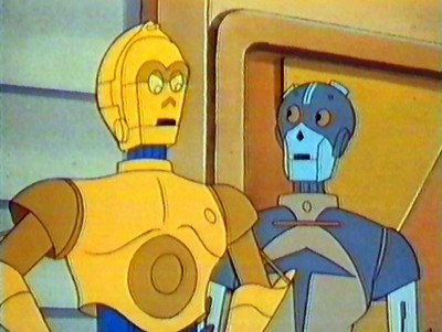 BL-17 with C-3PO