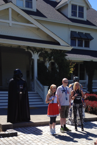 Course of the Force is helping to grant wishes!
